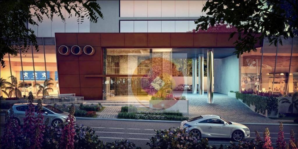 sala à venda, 37 m² por r$ 397.740,00 - seminário - curitiba/pr - sa0007