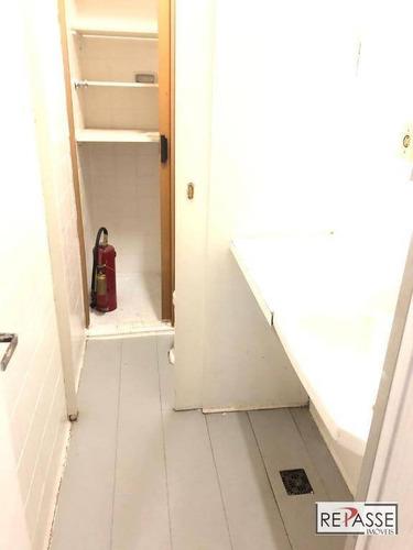 sala à venda, 38 m² por r$ 250.000 - centro - rio de janeiro/rj - sa0050
