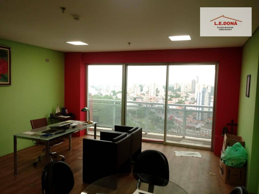 sala à venda, 38 m² por r$ 440.000 - vila yara - osasco/sp - sa0093