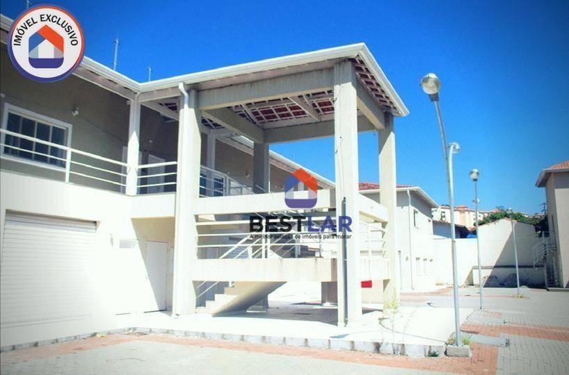 sala à venda, 39 m² por r$ 138.740,00 - jardim petrópolis - cotia/sp - sa0001