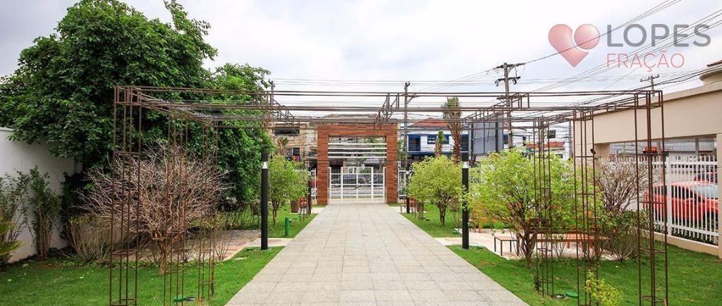 sala à venda, 39 m² por r$ 250.000 - vila carrão - são paulo/sp - sa0045