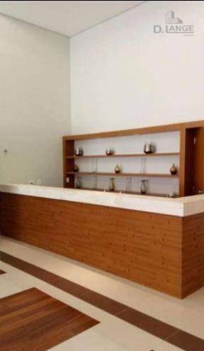 sala à venda, 39 m² por r$ 258.000 - vila itapura - campinas/sp - sa1668