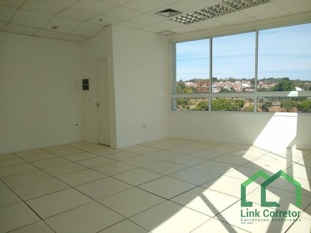 sala à venda, 39 m² por r$ 410.000,00 - cambuí - campinas/sp - sa0066