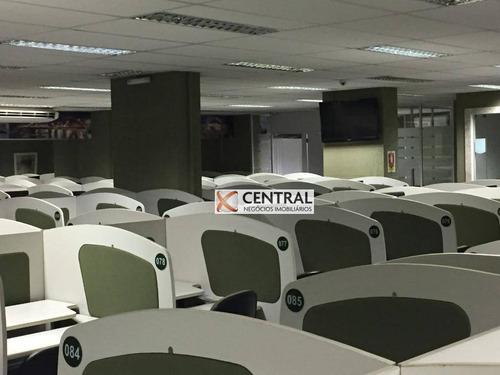 sala à venda, 390 m² por r$ 1.000.000 - comércio - salvador/ba - sa0148