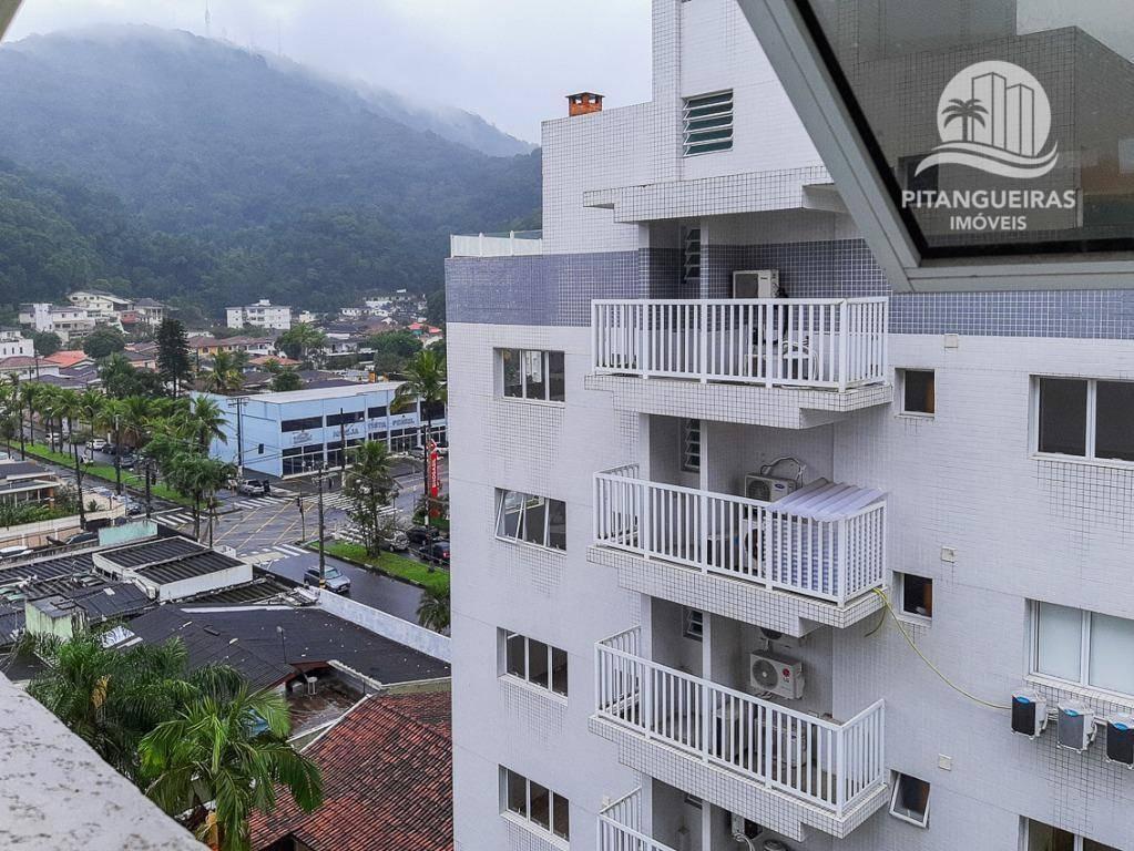 sala à venda, 40 m² por r$ 230.000,00 - pitangueiras - guarujá/sp - sa0027