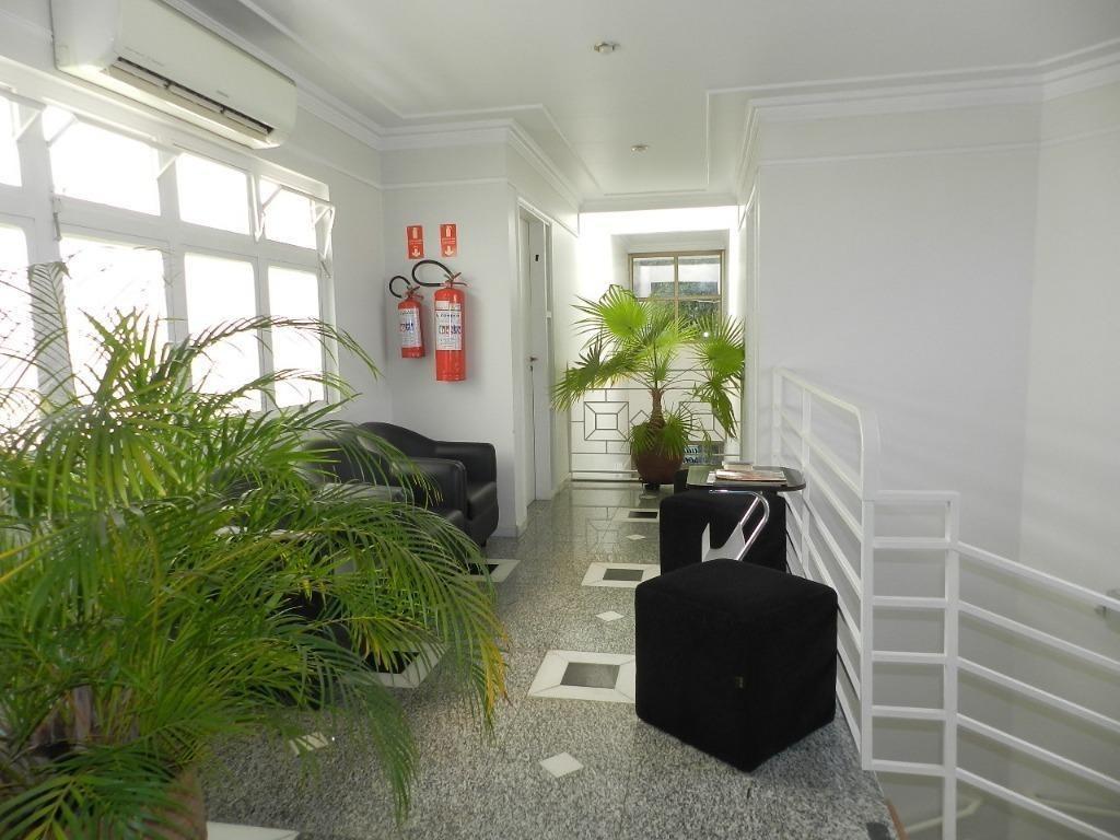 sala à venda, 40 m² por r$ 250.000 - jardim brasil - campinas/sp - sa0363