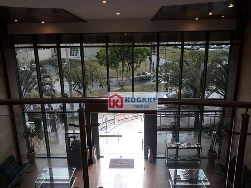 sala à venda, 40 m² por r$ 260.000,00 - jardim aquarius - são josé dos campos/sp - sa1055