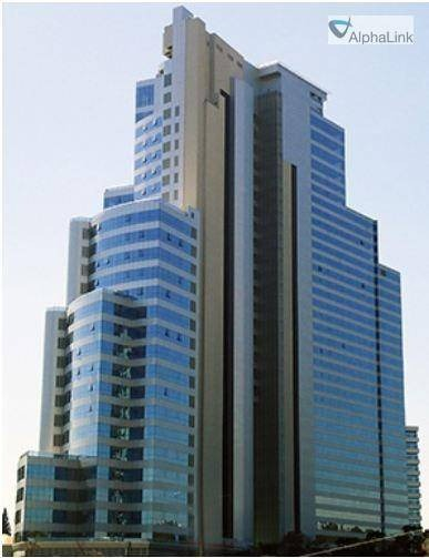 sala venda, 40 m² por r$ 280.000 - alphaville - sa0182