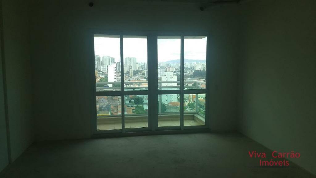 sala à venda, 40 m² por r$ 330.000 - vila carrão - são paulo/sp - sa0035