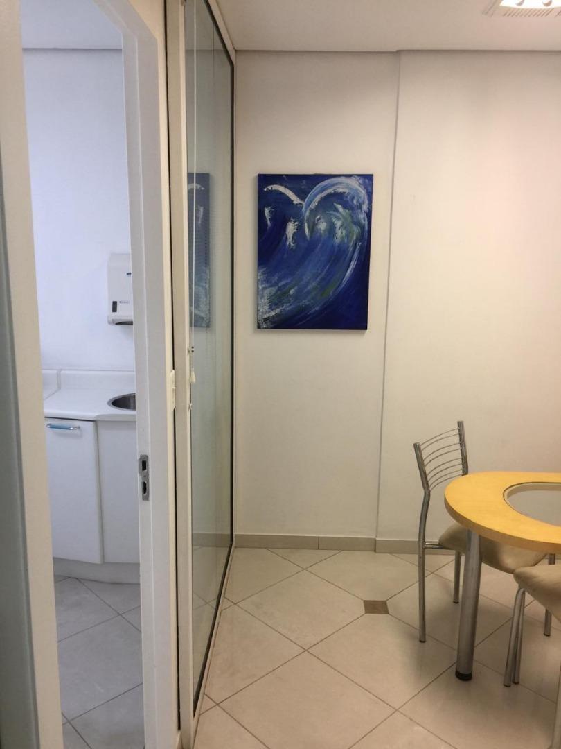 sala à venda, 40 m² por r$ 430.000,00 - vila clementino - são paulo/sp - sa0002