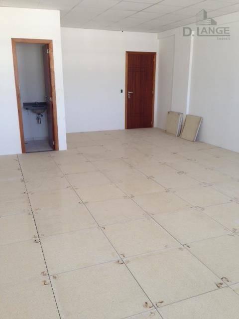 sala à venda, 41 m² por r$ 350.000 - alphaville campinas - campinas/sp - sa1053