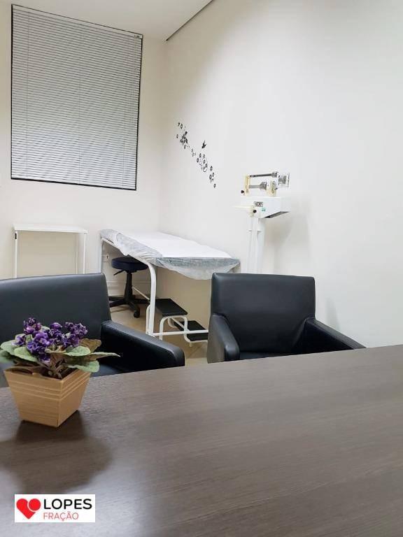 sala à venda, 41 m² por r$ 435.000,00 - tatuapé - são paulo/sp - sa0187