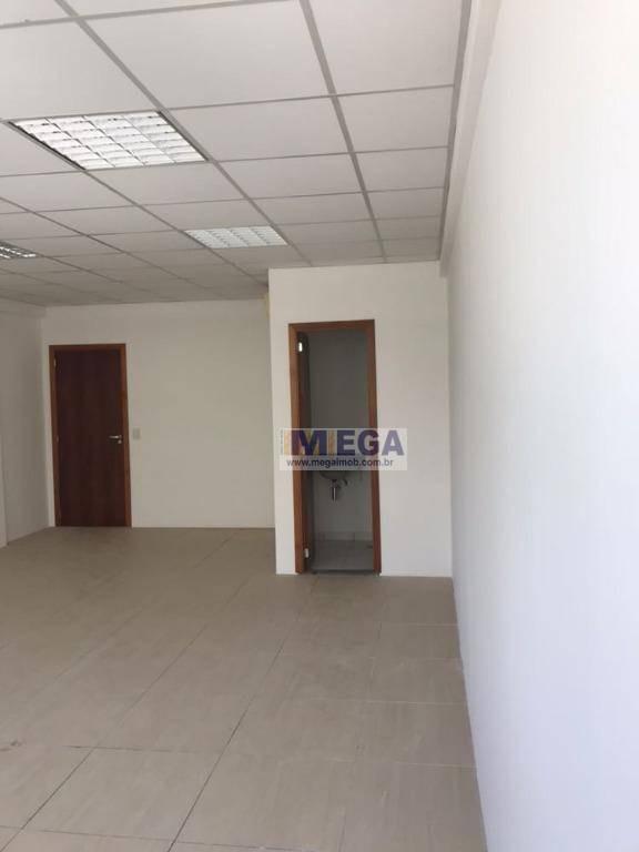 sala à venda, 42 m² por r$ 255.000 - alphaville campinas - campinas/sp - sa0049