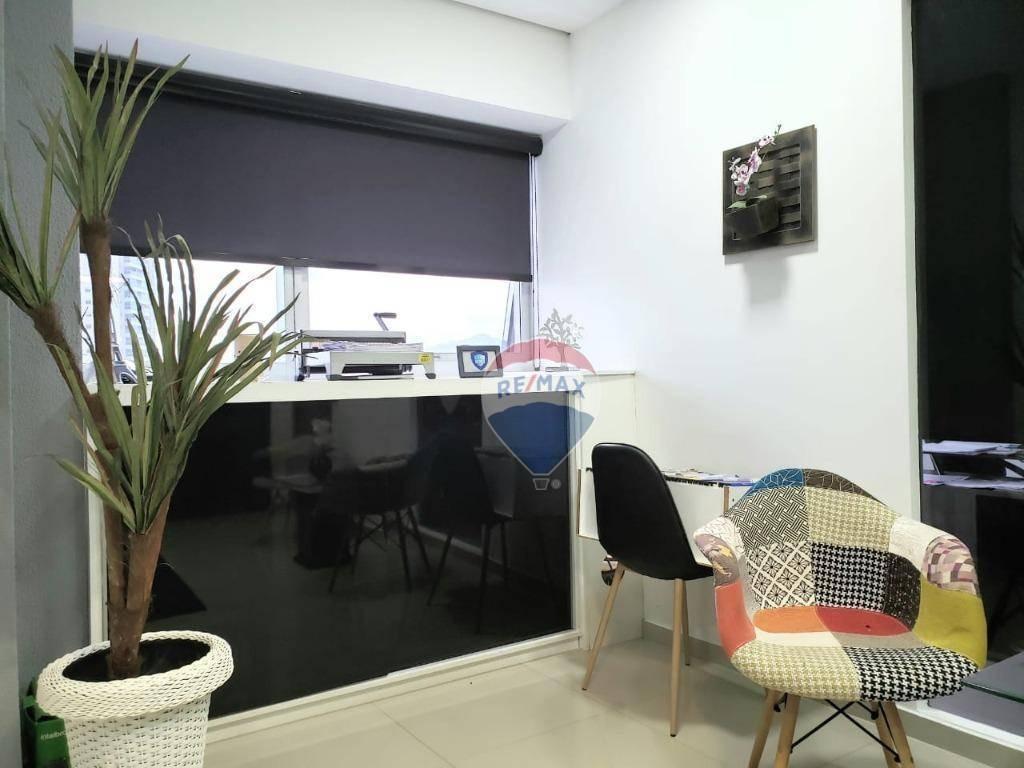 sala à venda, 42 m² por r$ 259.900,00 - vila mogilar - mogi das cruzes/sp - sa0061