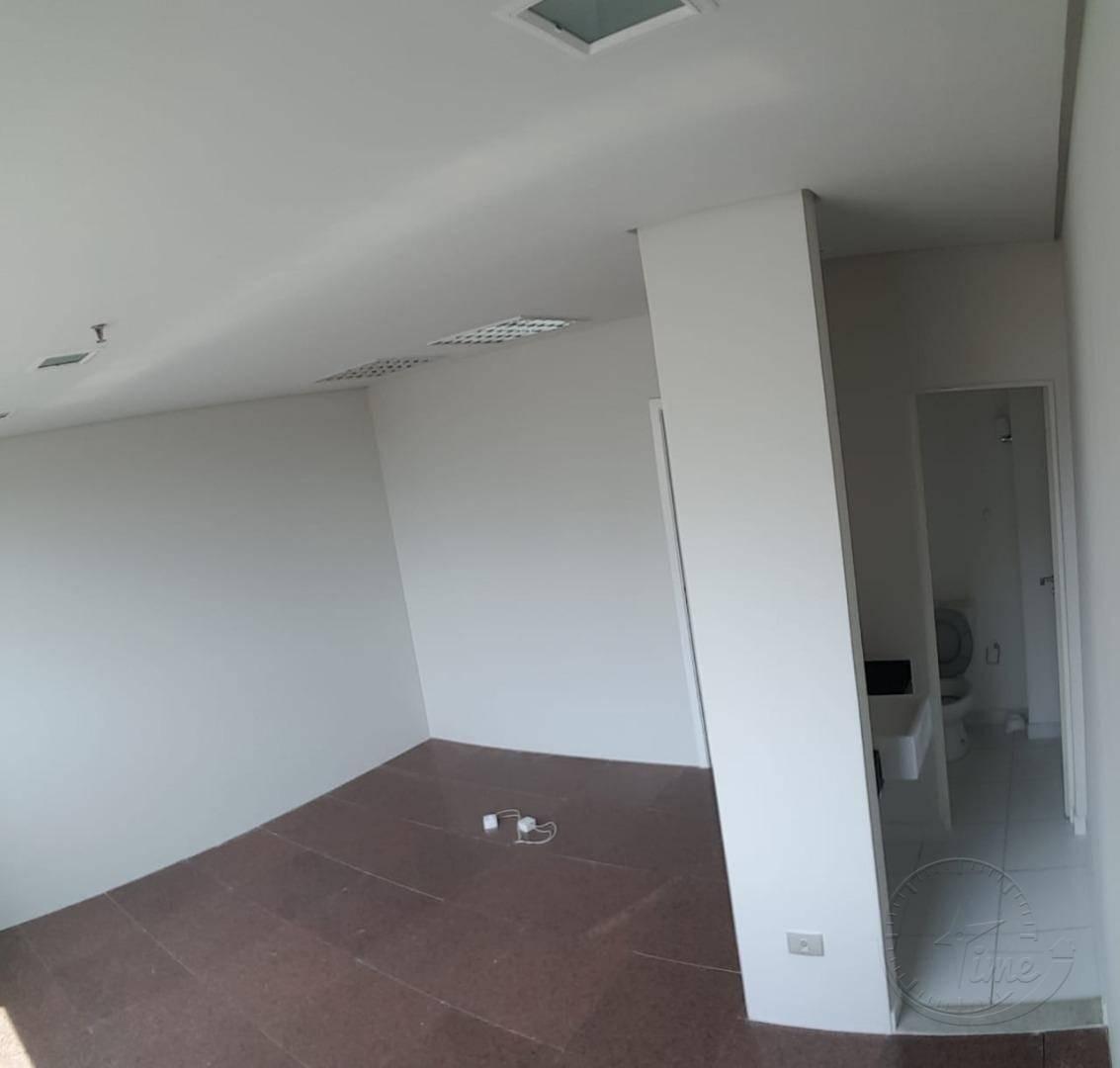 sala à venda, 42 m² por r$ 300.000,00 - empresarial 18 do forte - barueri/sp - sa0108