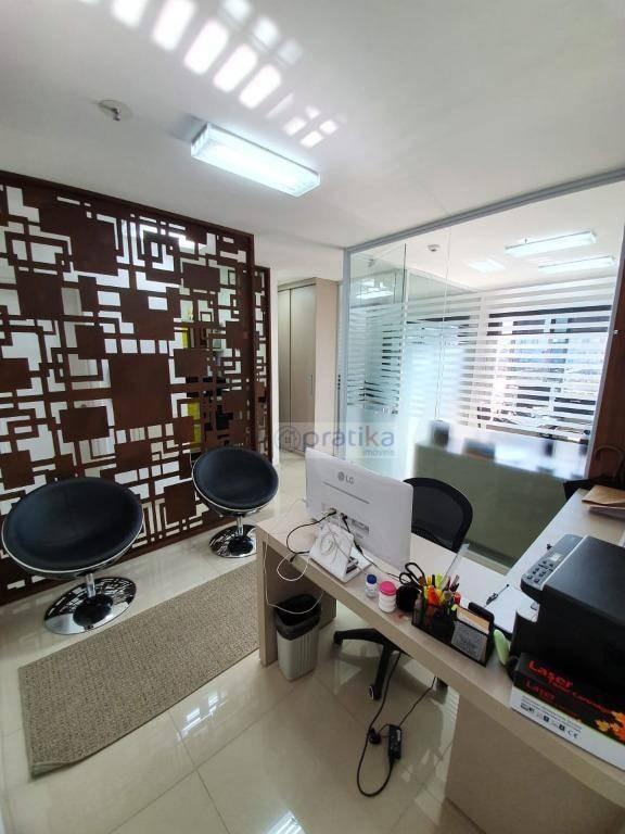 sala à venda, 42 m² por r$ 340.000,00 - mooca - são paulo/sp - sa0036