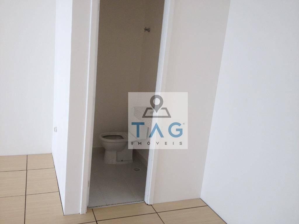 sala à venda, 42 m² por r$ 360.000 - botafogo - campinas/sp - sa0015