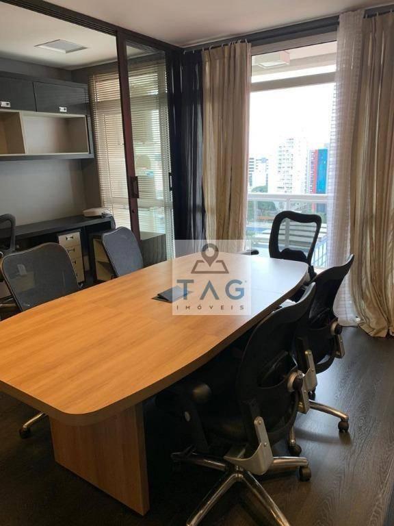 sala à venda, 42 m² por r$ 400.000,00 - botafogo - campinas/sp - sa0026