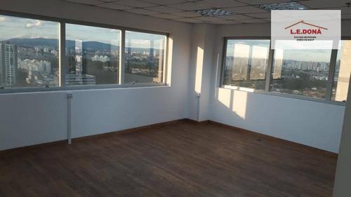 sala à venda, 43 m² por r$ 270.000 - vila yara - osasco/sp - sa0086