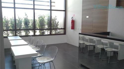 sala à venda, 43 m² por r$ 350.000,00 - jardim aquarius - são josé dos campos/sp - sa0168