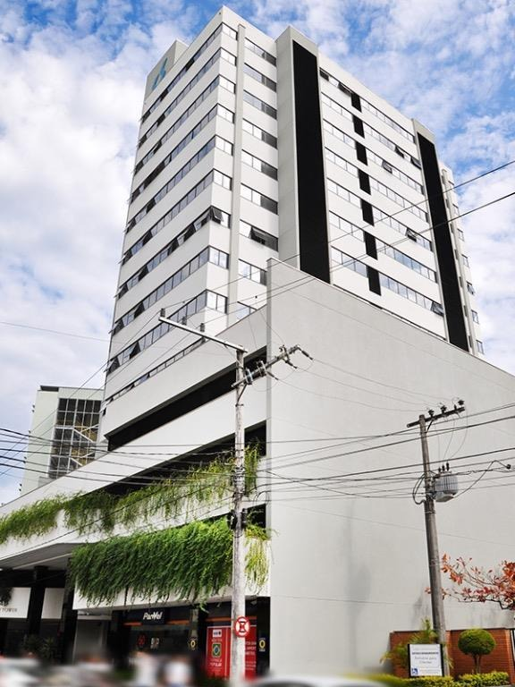 sala à venda, 46 m² por r$ 380.000,00 - centro (blumenau) - blumenau/sc - sa0314