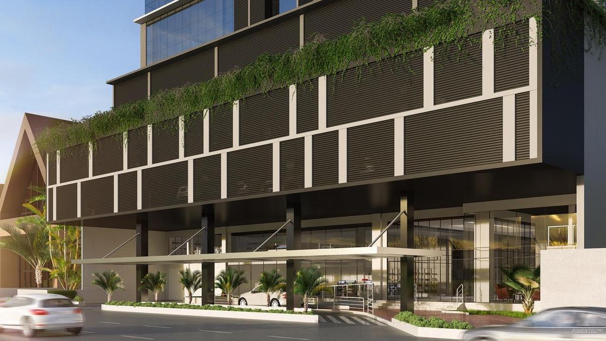 sala à venda, 46 m² por r$ 455.000,00 - centro - blumenau/sc - sa0449