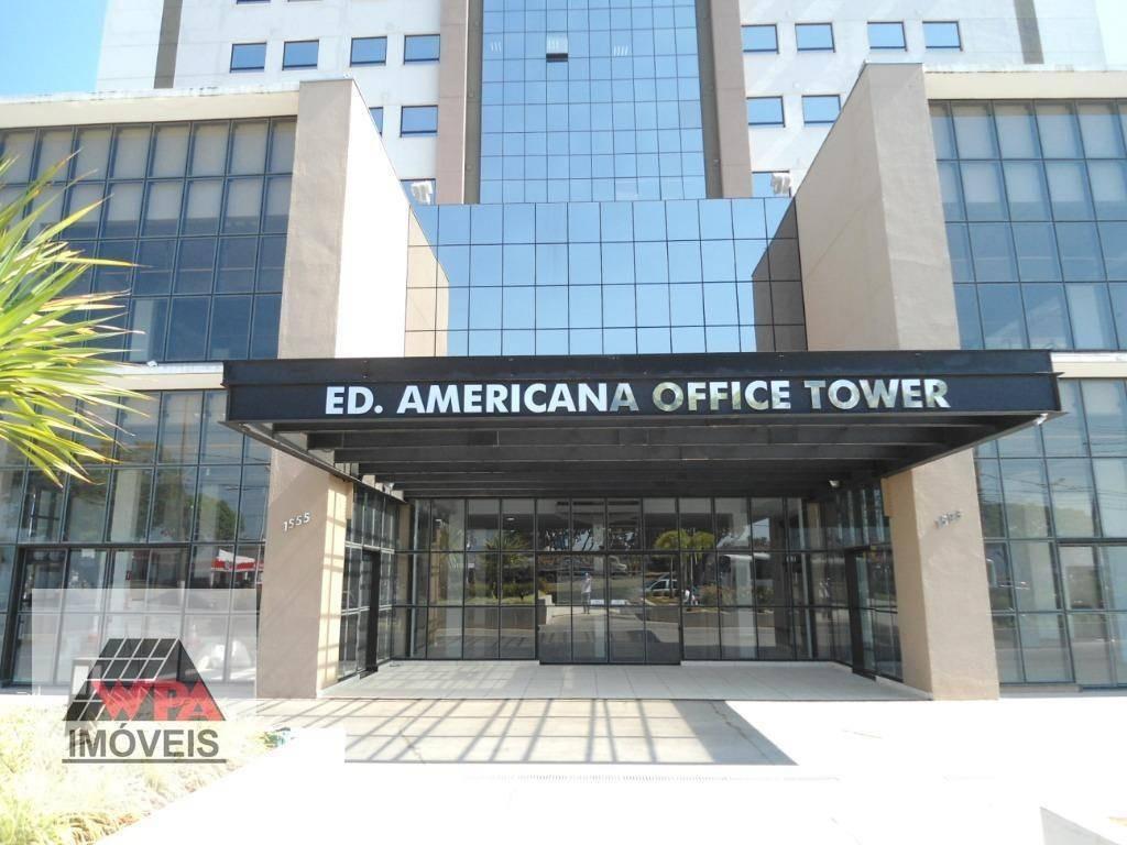 sala à venda, 47 m² por r$ 190.000,00 - são vito - americana/sp - sa0338