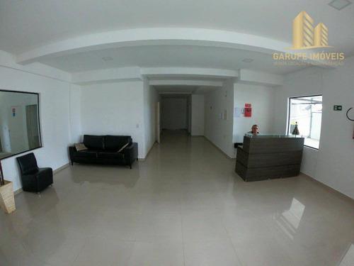 sala à venda, 47 m² por r$ 260.000,00 - jardim aquarius - são josé dos campos/sp - sa0032