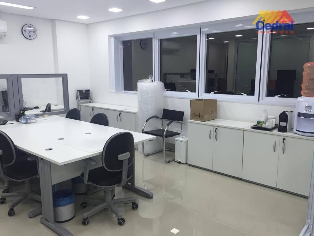 sala à venda, 47 m² por r$ 420.000,00 - vila partenio - mogi das cruzes/sp - sa0067