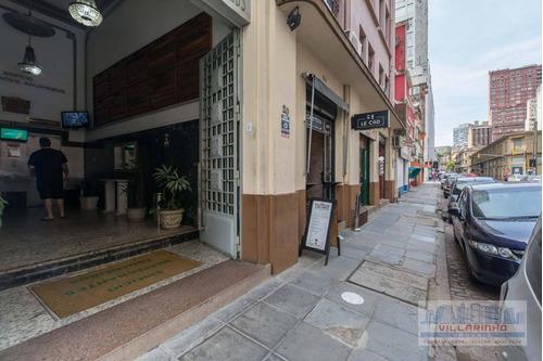 sala à venda, 47 m² por r$ 80.000 - centro - porto alegre/rs - sa0019