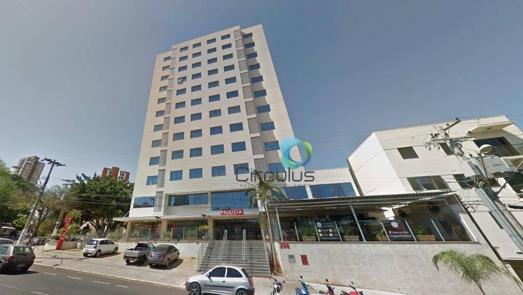 sala à venda, 48 m² por r$ 189.000,00 - jardim palma travassos - ribeirão preto/sp - sa0092