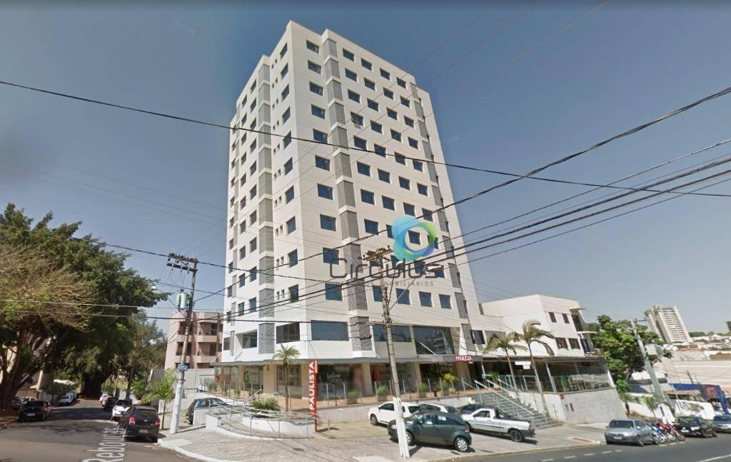 sala à venda, 48 m² por r$ 189.000,00 - jardim palma travassos - ribeirão preto/sp - sa0093