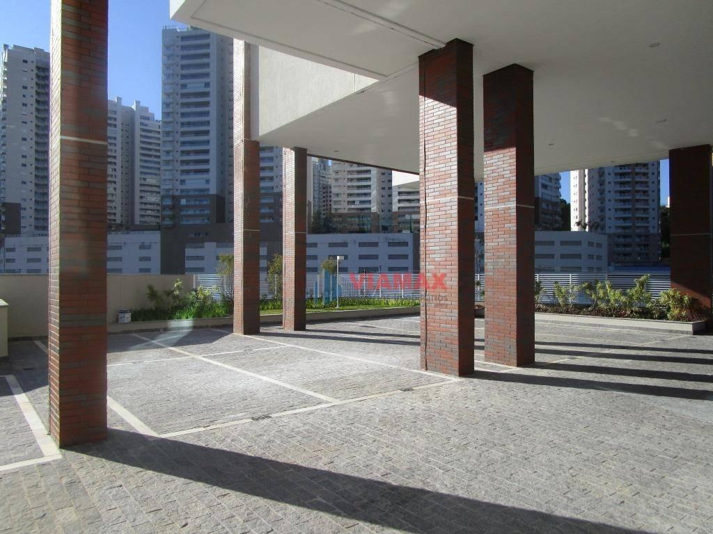 sala à venda, 49 m² por r$ 245.000,00 - jardim aquarius - são josé dos campos/sp - sa0083