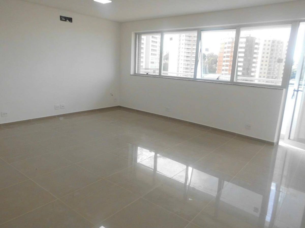 sala à venda, 50 m² por r$ 250.000,00 - jardim aquarius - são josé dos campos/sp - sa0539