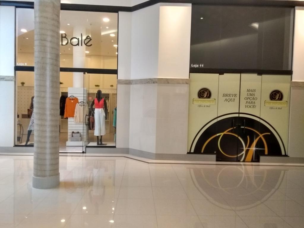 sala à venda, 50 m² por r$ 280.000,00 - vila castelo branco - indaiatuba/sp - sa0611