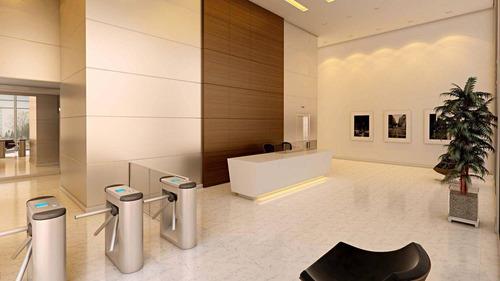 sala à venda, 52 m² por r$ 230.000 - jardim aquarius - são josé dos campos/sp - sa0546