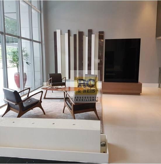 sala à venda, 53 m² por r$ 340.000,00 - alphaville - barueri/sp - sa0205