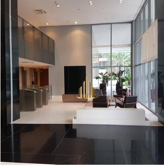 sala à venda, 54 m² por r$ 340.000,00 - alphaville - barueri/sp - sa0209