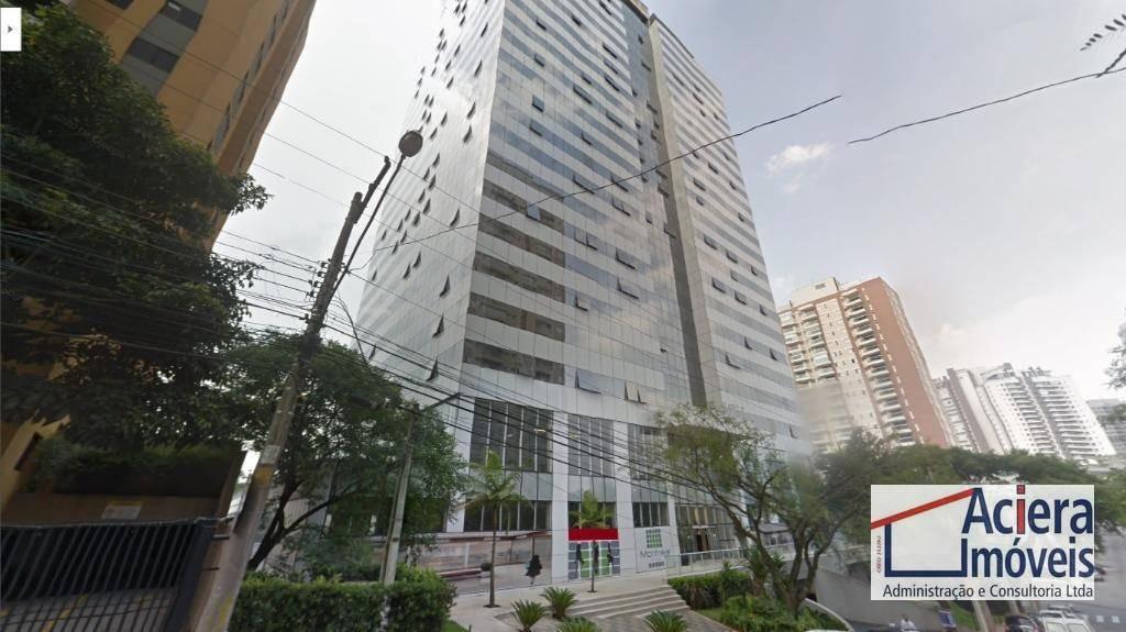 sala à venda, 56 m² - empresarial 18 do forte - barueri/sp - sa0185