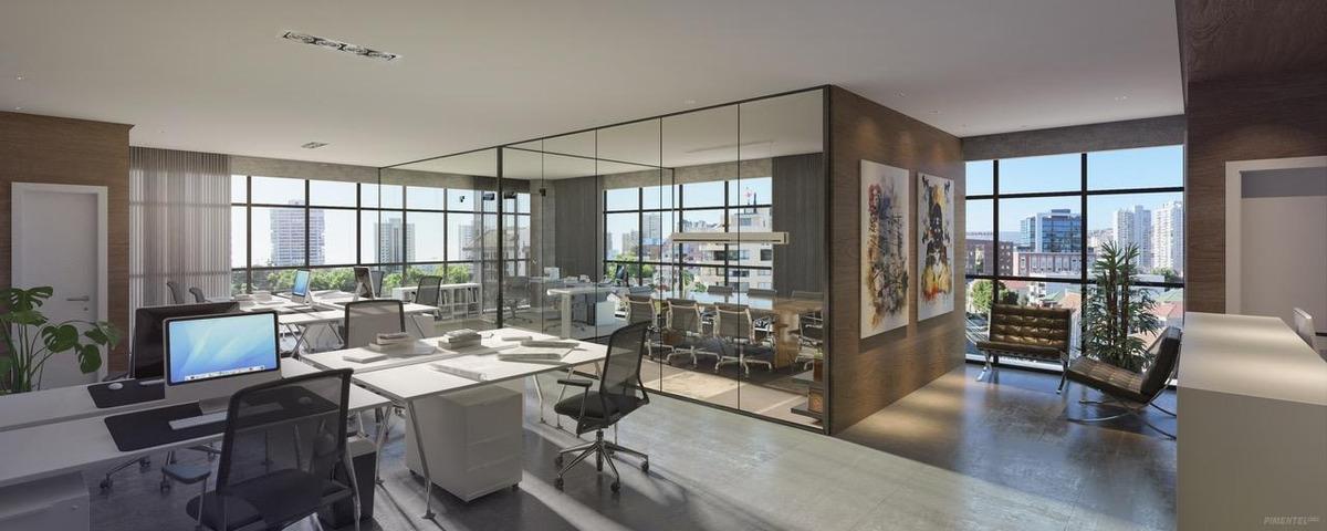 sala à venda, 56 m² por r$ 490.000 - centro - blumenau/sc - sa0448