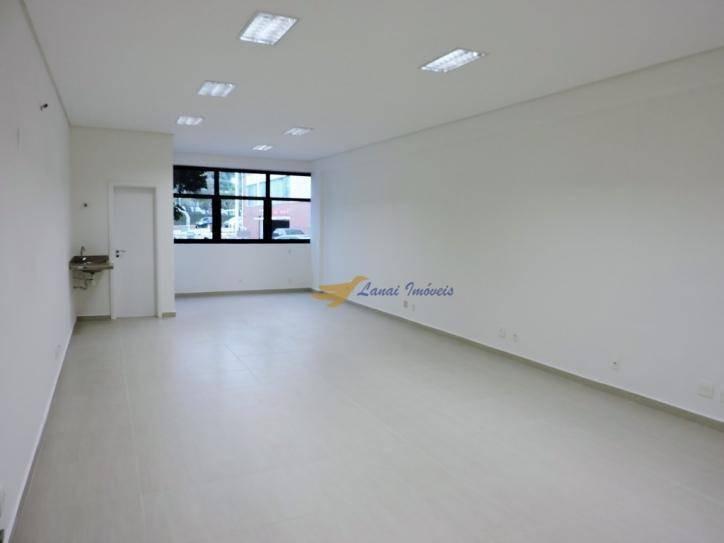sala à venda, 57 m² por r$ 320.000 - granja viana - cotia/sp - sa0076
