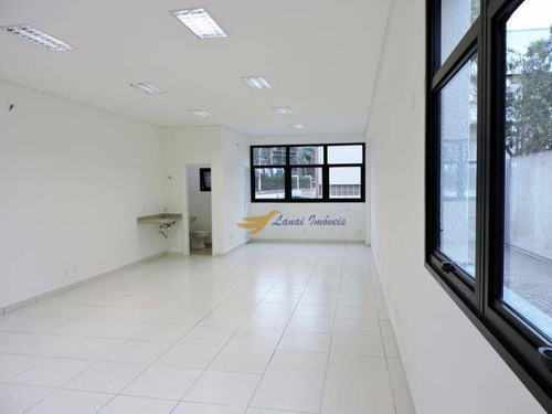 sala à venda, 57 m² por r$ 320.000 - granja viana - cotia/sp - sa0078
