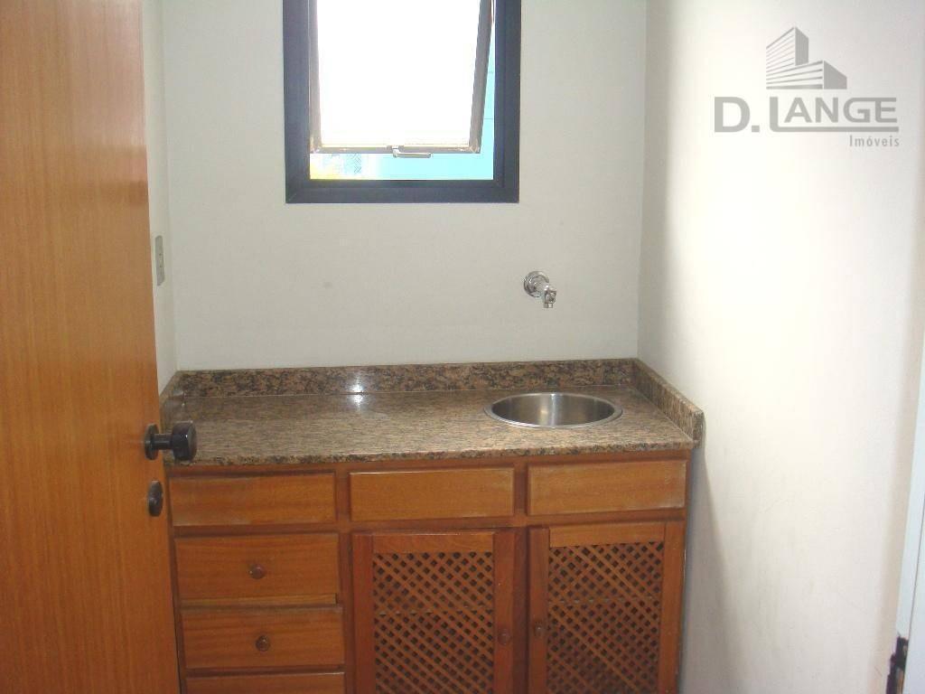 sala à venda, 58 m² por r$ 300.000 - vila itapura - campinas/sp - sa1494
