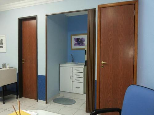 sala à venda, 60 m² por r$ 420.000 - jardim chapadão - campinas/sp - sa0333