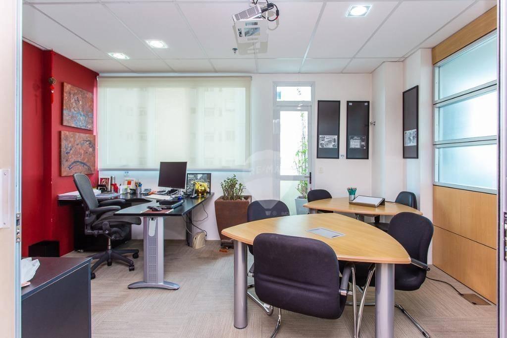 sala à venda, 63 m² por r$ 630.000 - brooklin paulista - são paulo/sp - sa0006