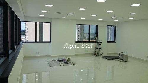 sala à venda  70 m² por r$ 590.000 e locação por r$ 2.900,00 por mês - alphaville industrial - barueri/sp - sa0278