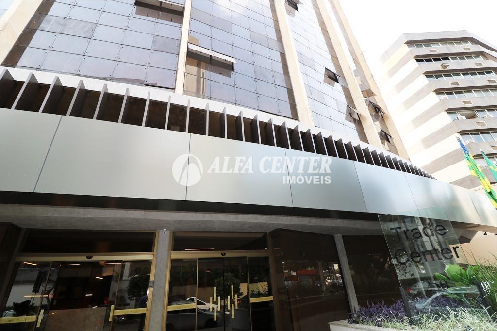 sala à venda, 84 m² por r$ 160.000 - setor oeste - goiânia/go - sa0197