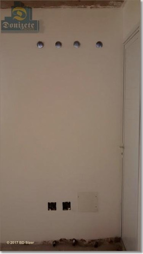 sala à venda, 84 m² por r$ 670.000 - vila assunção - santo andré/sp - sa0254