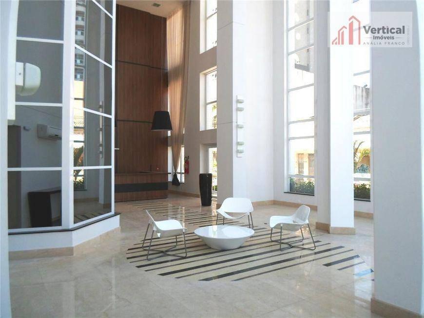 sala à venda, 87 m² por r$ 1.100.000,00 - jardim anália franco - são paulo/sp - sa0521