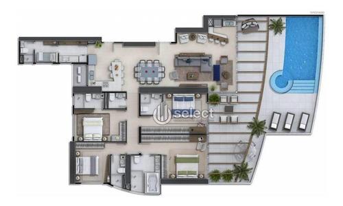 sala à venda, 89 m² por r$ 4.789.000 - centro - balneário camboriú/sc - sa0121